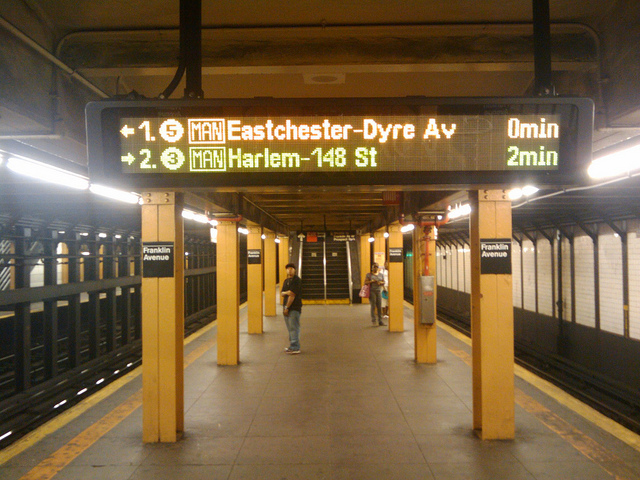 MTA Subway Time Countdown Clock_flickr Danny Howard CC BY